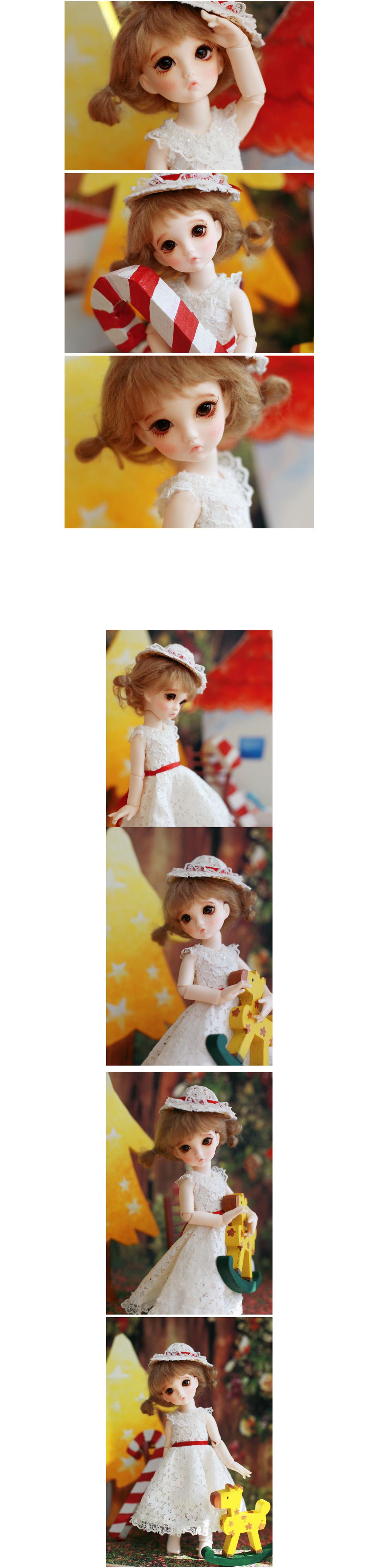 [Dollbom] Como - 26cm ball joint doll, usd