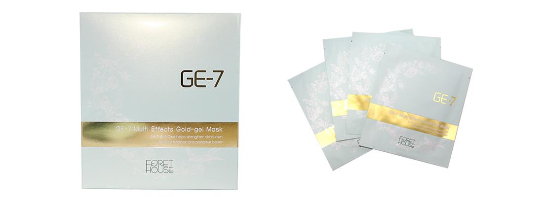 MultiEffects Gold-gel Mask